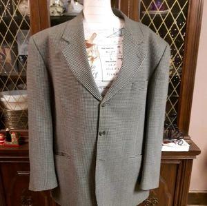 size 46 EUC Sports suit Jacket Via Uomo